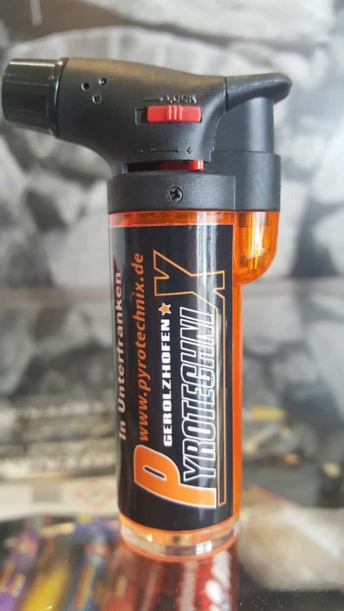 Gasbrenner XXL Pyrotechnix
