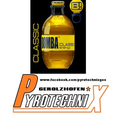 Bomba Energy Drink Classic