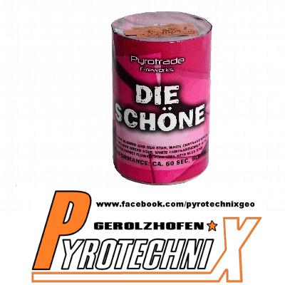 """""""Die Schöne"""" Fontäne von Pyrotrade"""