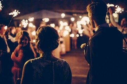 Feuerwerk Buchen
