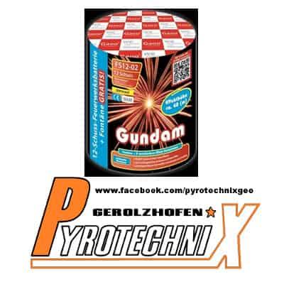 Gaoo Gundam