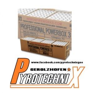 Heron Professional Powerbox 3 Verbundfeuerwerk