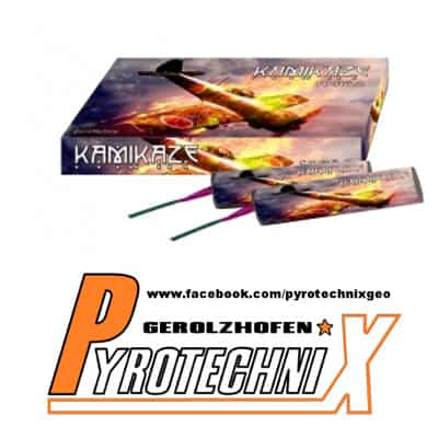 Pyrofactory Kamikaze