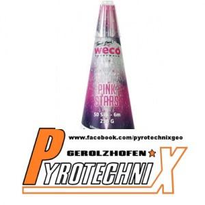 Weco Pink Stars Vulkan