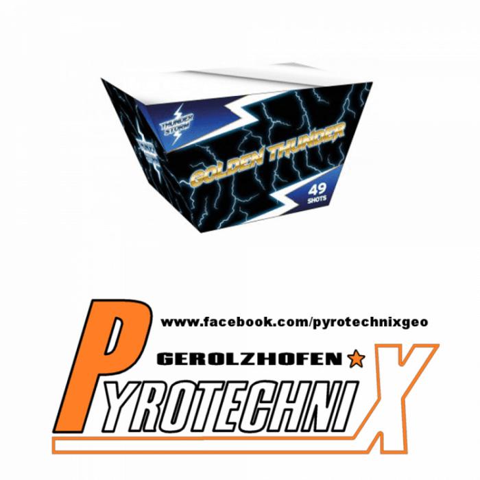 Golden Thunder Evolution 2er