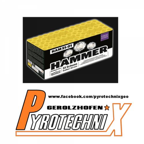 Hammer 1 2er Kiste