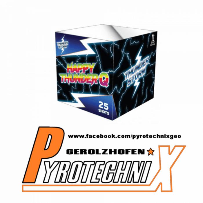 Happy Thunder Q Evolution 4er Kiste