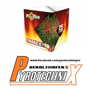 Snake Eyes Evolution 2er Kiste