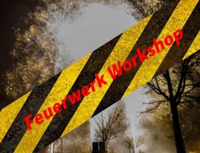 Feuerwerk Workshop