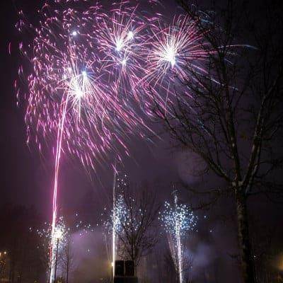 Eigene Feuerwerk Show