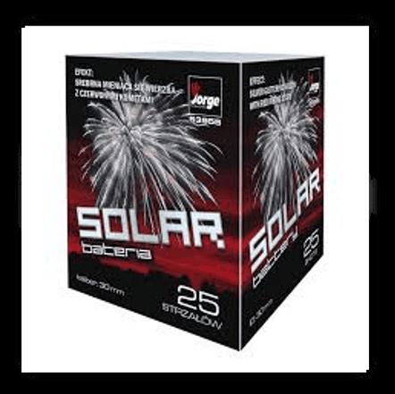 Jorge Solar JW53955 Batteriefeuerwerk