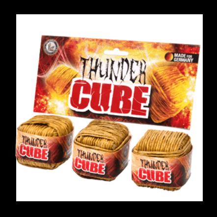 Lesli Thunder Cube kubischer Kanonenschlag