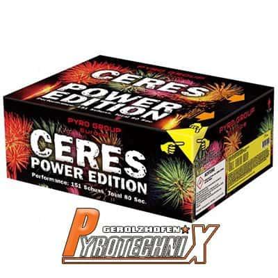 Pyrotrade Ceres Verbundfeuerwerk