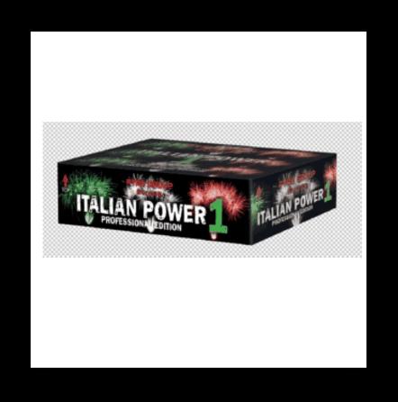 Pyrotrade Italien Power 1 Verbundfeuerwerk