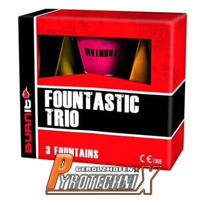 Vuurwerktotaal Fountastic Trio