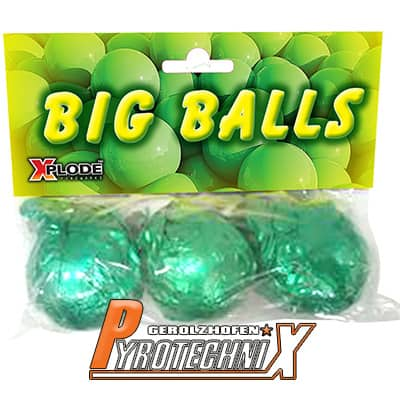 Xplode Big Balls Cracklingbälle