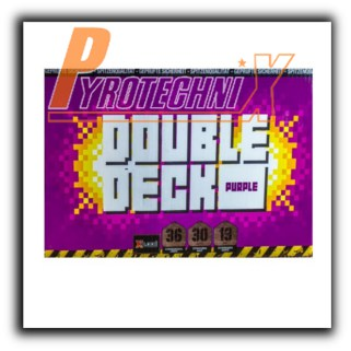 Xplode Double Deck Purple
