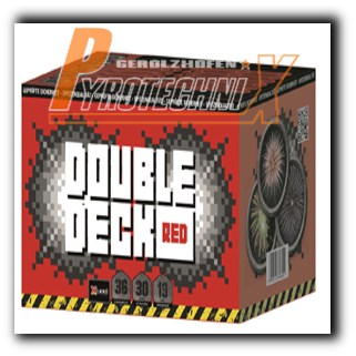 Xplode Double Deck Red