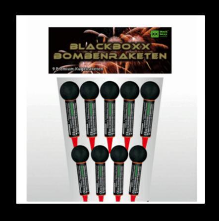 Blackboxx Bombenraketen