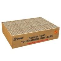 Geisha Tournament Box