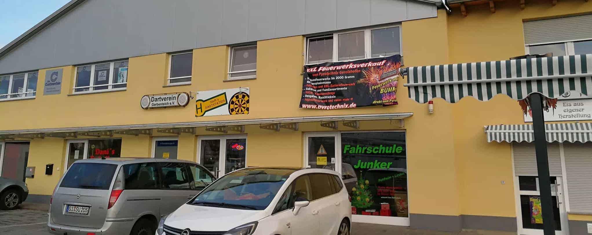 Feuerwerksverkauf Pohlheim (bei Gießen)
