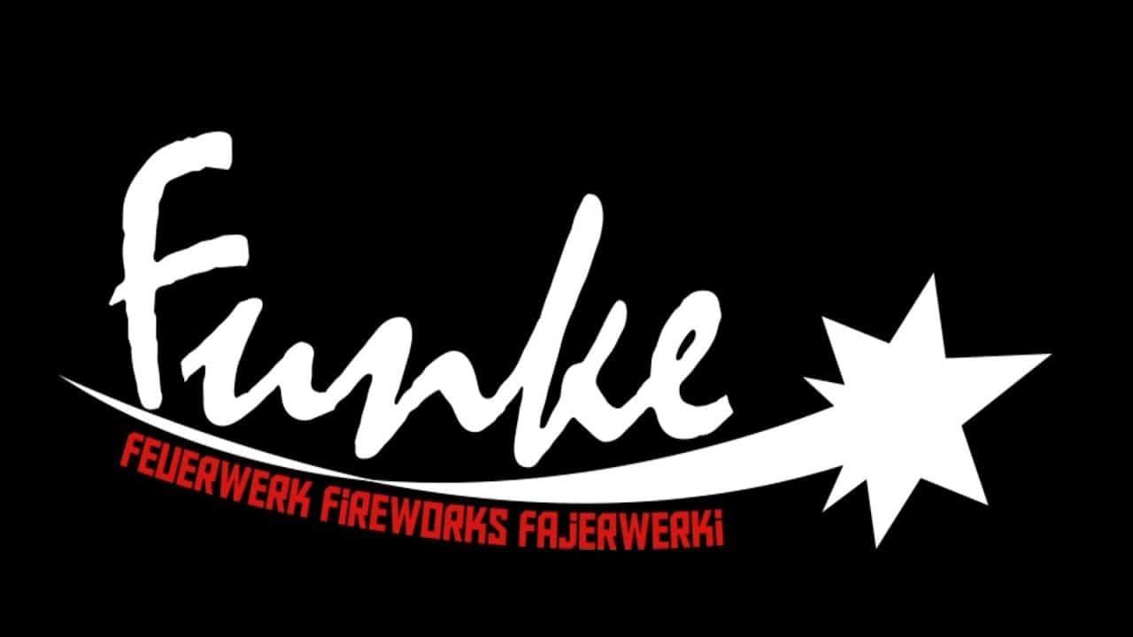 Funke Feuerwerk
