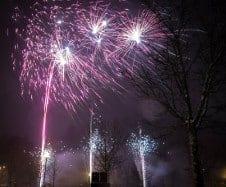 Feuerwerk Hofheim unterfranken