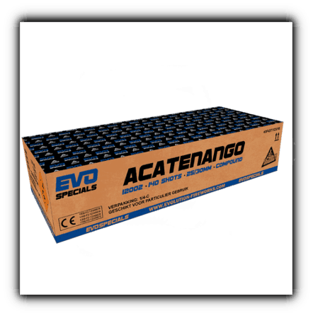 Evolution Fireworks Acatenango Box