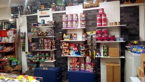 Feuerwerk Verkauf Schweinfurt