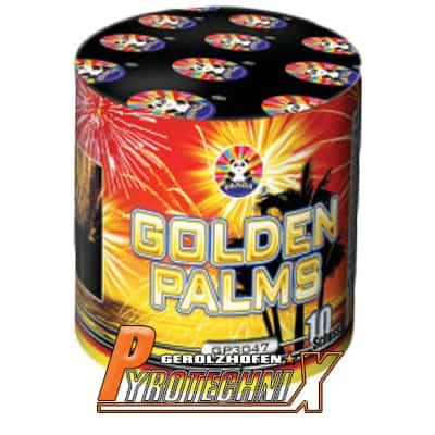 Panda Golden Palms