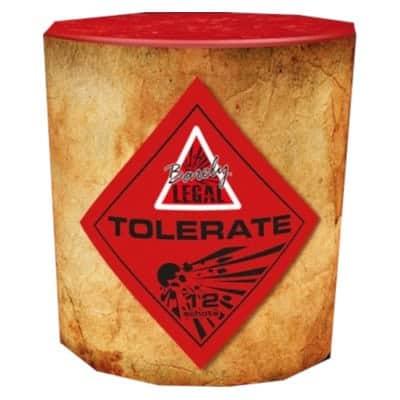 Vuurwerktotaal Tolerate