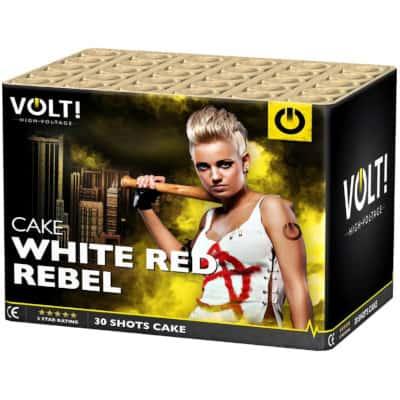 Vuurwerktotaal White Red Rebel