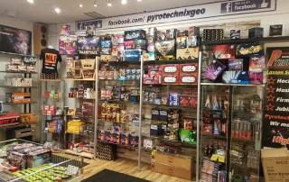 Feuerwerksverkauf Gerolzhofen 2019