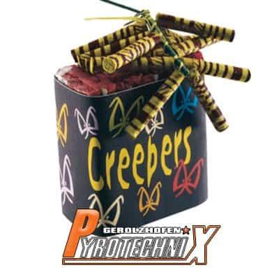 Lesli Creepers Bodenwirbel