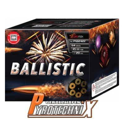 Piromax PXB2422 Ballistic