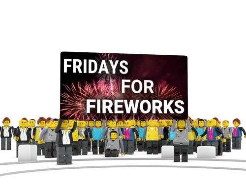Fridays for Fireworks