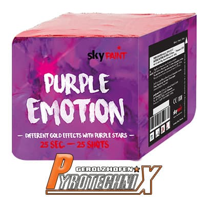 Fireevent Purple Emotion