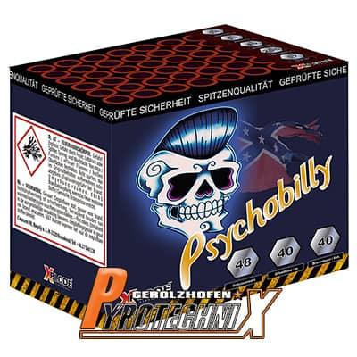 Xplode Psychobilly Batteriefeuerwerk