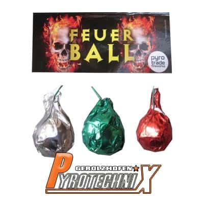 Pyrotrade Feuerball Cracklingbälle