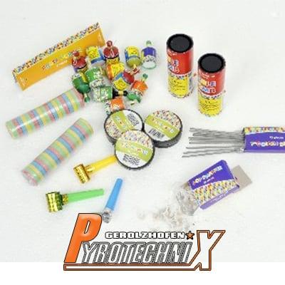 Pyrotrade Party Paket