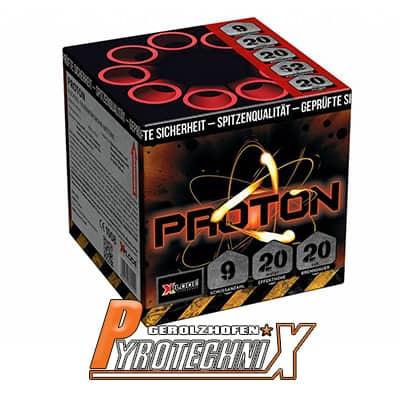 Xplode Proton Batteriefeuerwerk