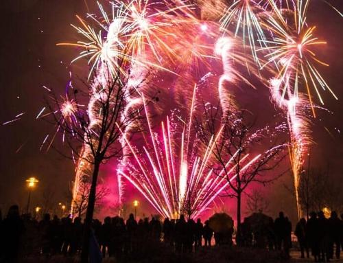Feuerwerksvorführung 2019 Rückblick