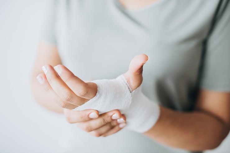 Unfallversicherung Personenschaden