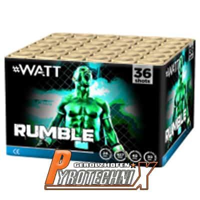 Vuurwerktotaal Watt Rumble