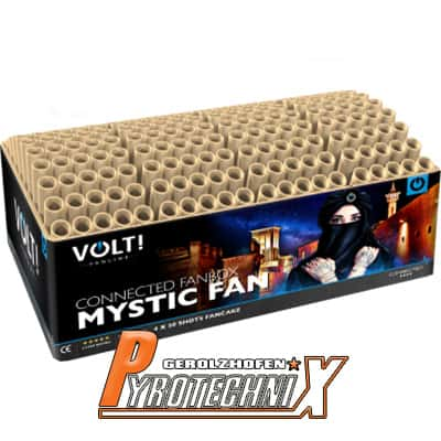 Vuurwerktotaal mystic Fan