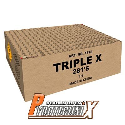 Broekhoff Triple X Flowerbed