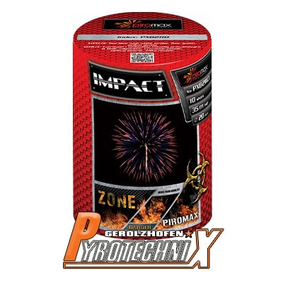 Piromax Impact Feuerwerksbatterie
