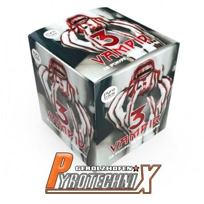 Pyrotrade Vampir 3 Batteriefeuerwerk