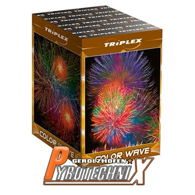Triplex TXB 645 Color Wave