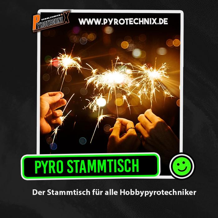 Feuerwerk Stammtisch Pyrotechnix